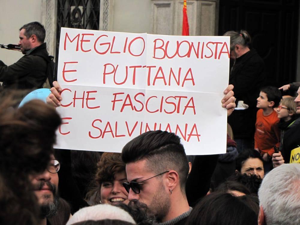 Giulia Pacilli denuncia gli haters