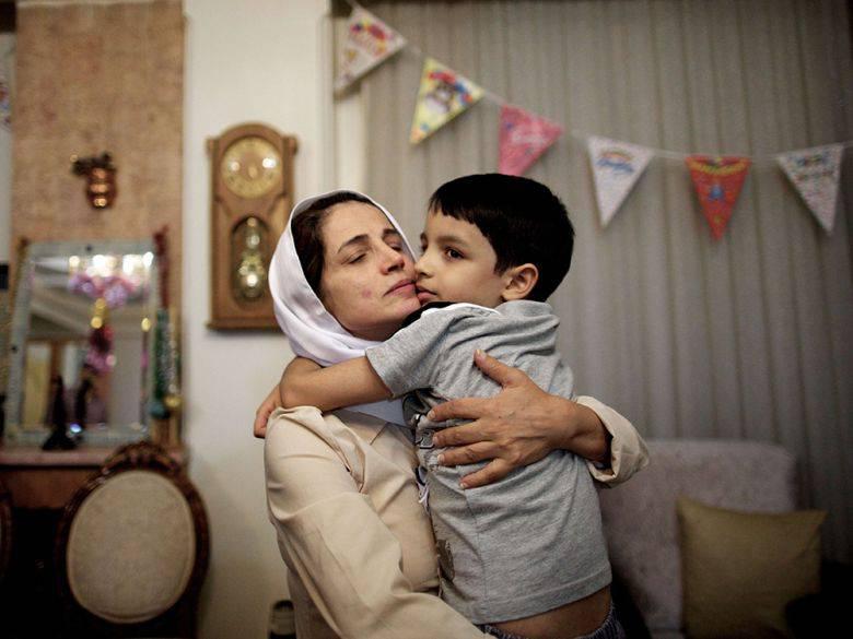Nasrin Sotoudeh - Leggilo