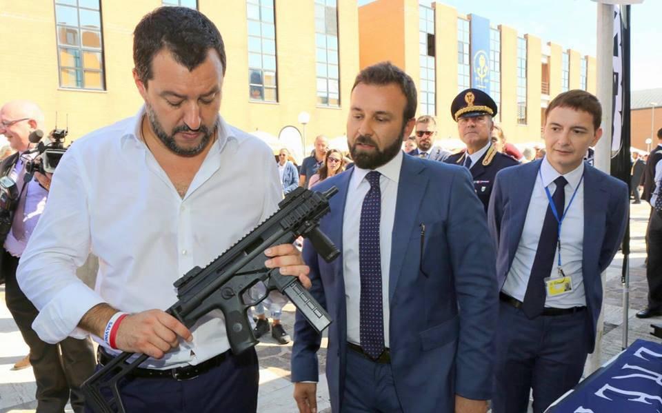 Saviano e Grasso contro Salvini - Leggilo