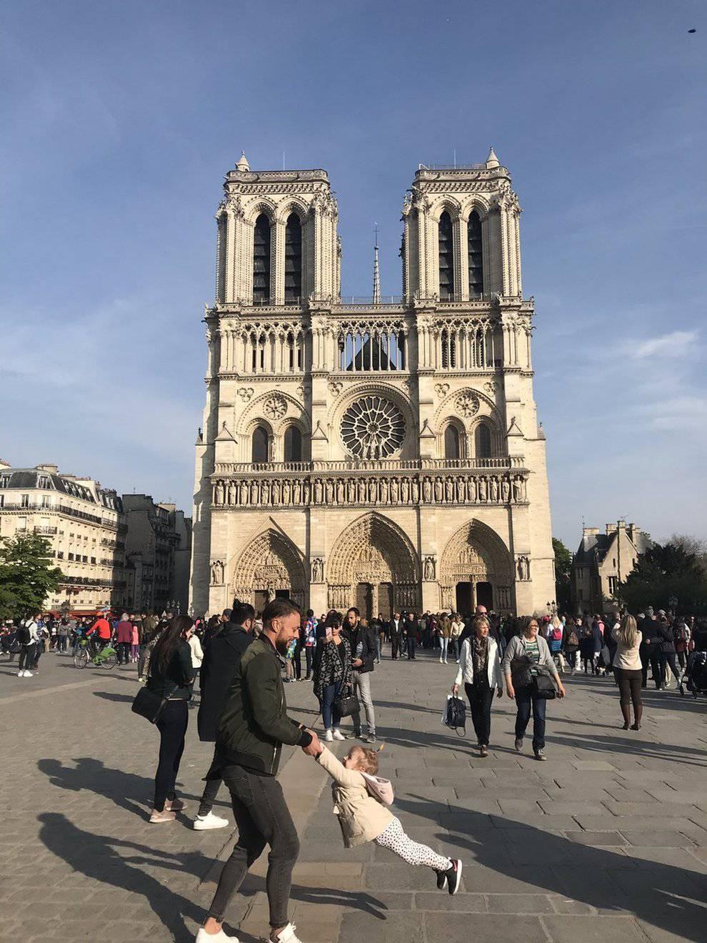 Notre-Dame prima dell'incendio - Leggilo