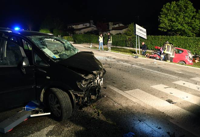Venezia, incidente tra tre auto - Leggilo