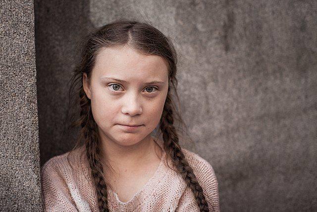 Greta Thunberg Notre-Dame - Leggilo