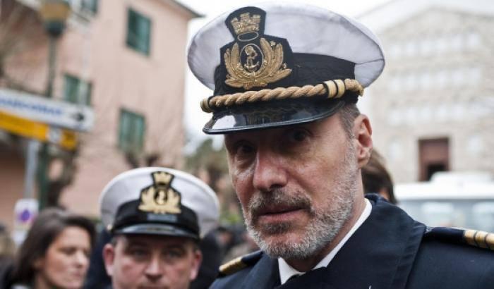 Gregorio De Falco sulla Mare Jonio di Luca Casarini - Leggilo