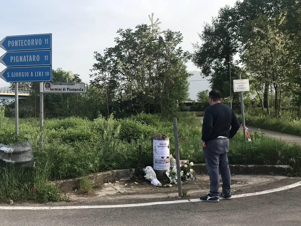 Il padre di Gabriel Feroleto brindò dopo la morte del figlio - Leggilo