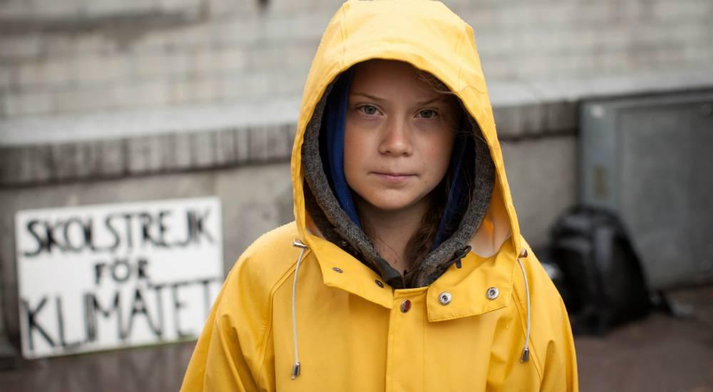 Greta Thunberg in Senato - Leggilo