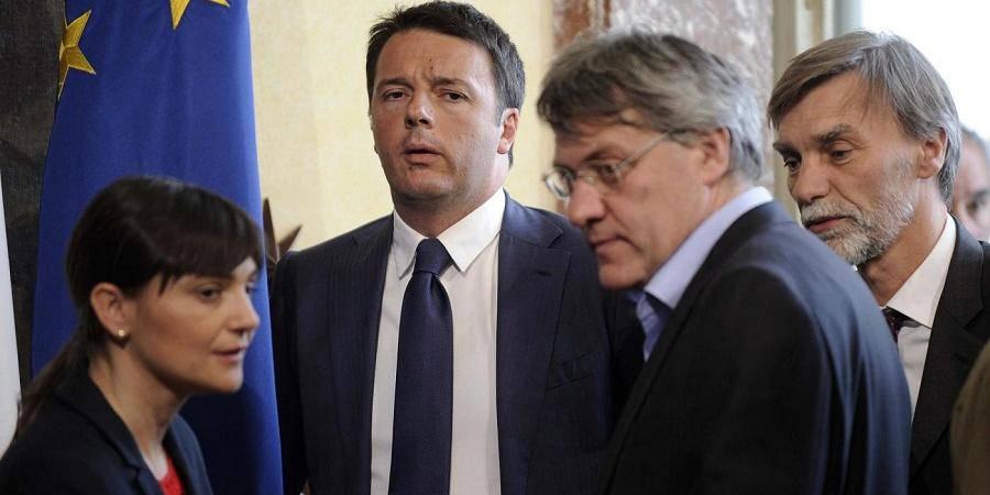 Landini e Renzi parlano di Patrimoniale - Leggilo
