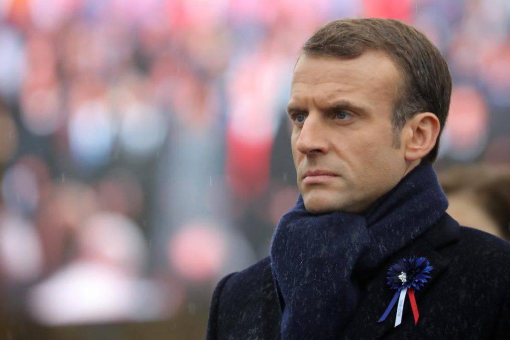 Macron e la ricostruzione di Notre Dame - Leggilo