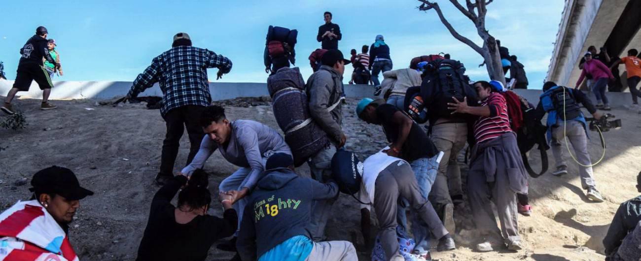 Messico migranti in fuga - Leggilo
