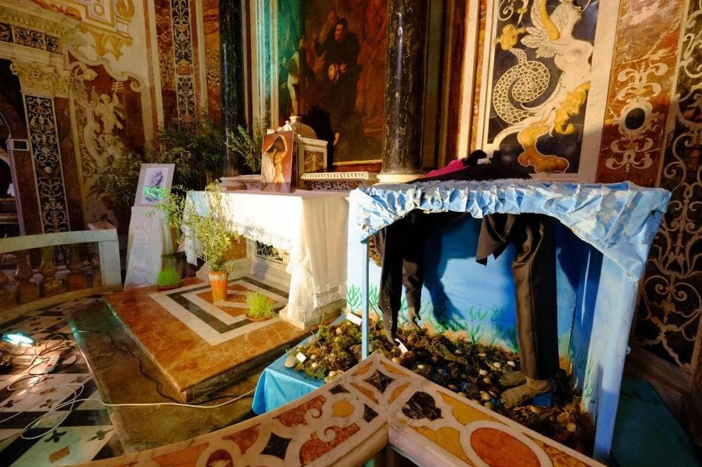 Palermo migrante morto sull'altare - Leggilo