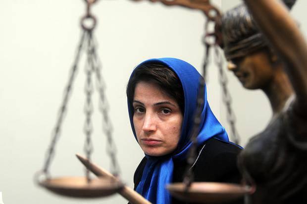 Nasrin Sotoudeh condannata - Leggilo