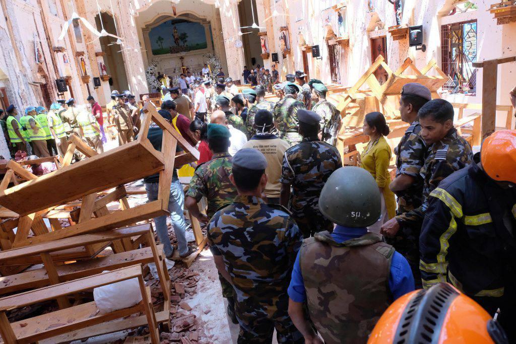 Sri Lanka ancora morti - Leggilo
