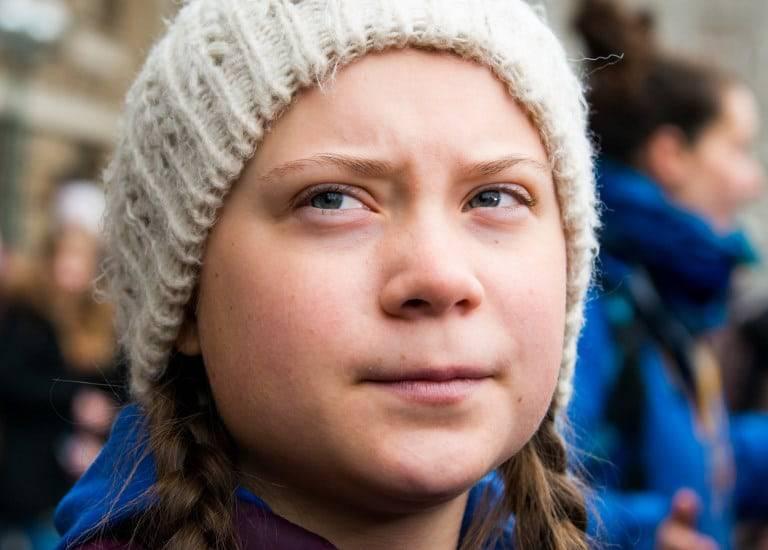 Greta Thunberg mondo finirà presto - Leggilo