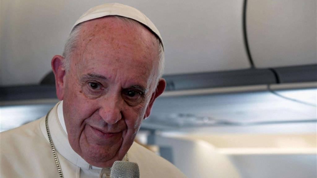 Papa Francesco L'Europa prenda i migranti - Leggilo