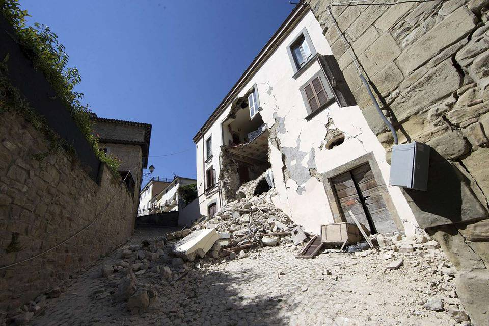 terremoto Pollino - Leggilo