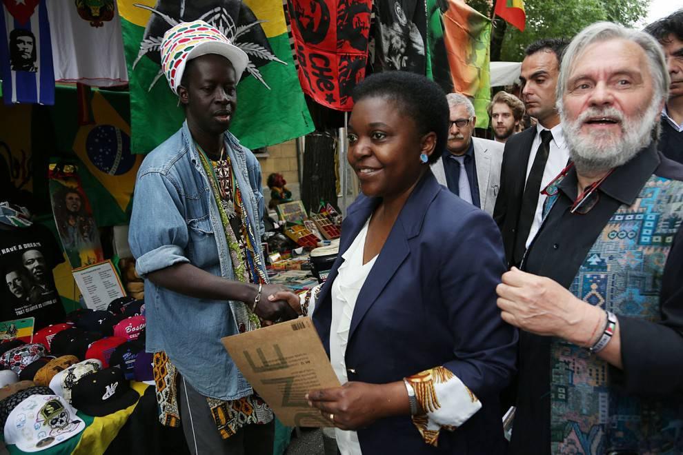 Cécile Kyenge non eletta - Leggilo