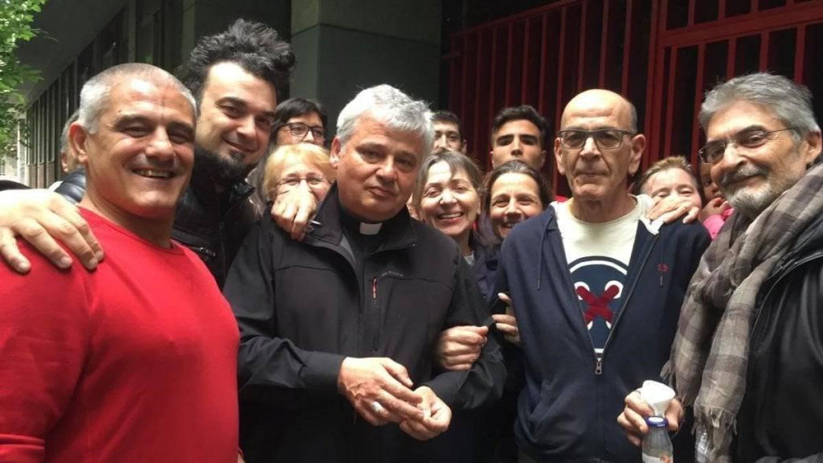 Acea denuncia il gesto dell'elemosiniere del Papa - Leggilo