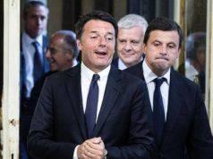 Renzi Calenda Milano comizio Europee - Leggilo