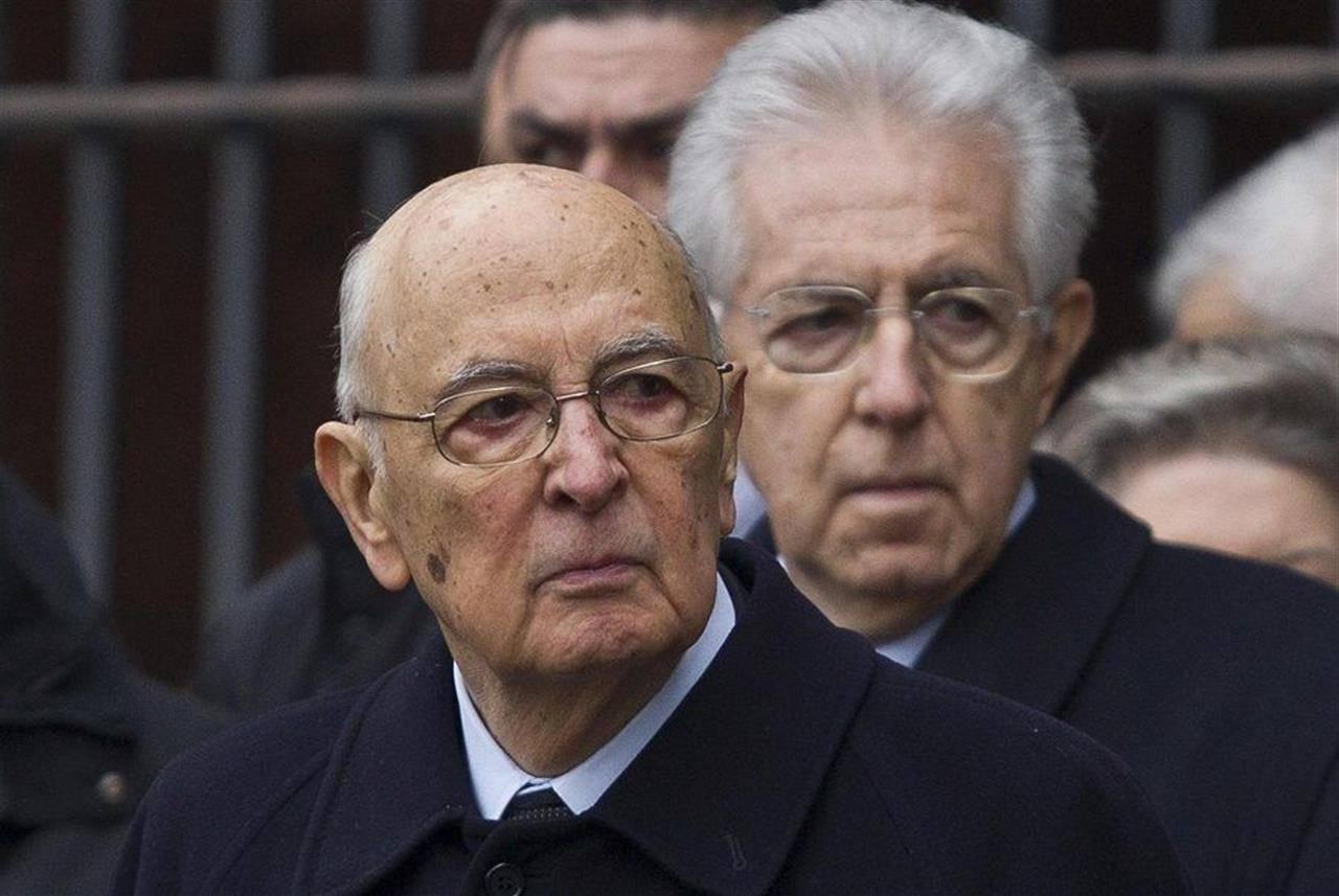 Napolitano non votate sovranisti europee - Leggilo