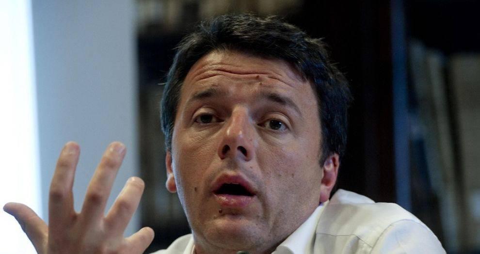 Matteo Renzi contro Giuseppe Conte - Leggilo