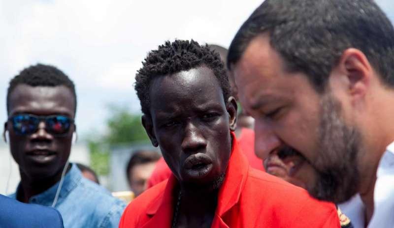 Migranti la protesta dell'Onu - Leggilo