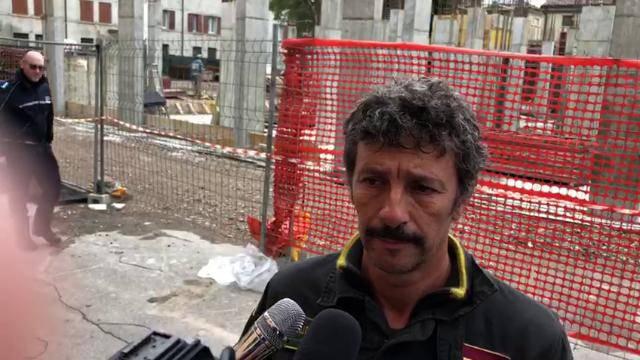 Mirandola incendio sede della Polizia Municipale - Leggilo