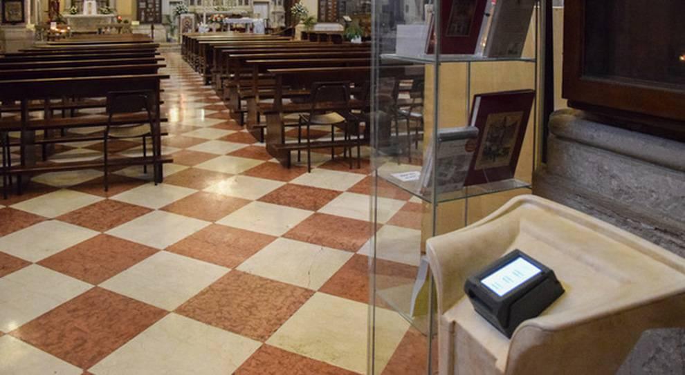 Venezia pos chiesa carte di credito bancomat offerte donazioni - Leggilo