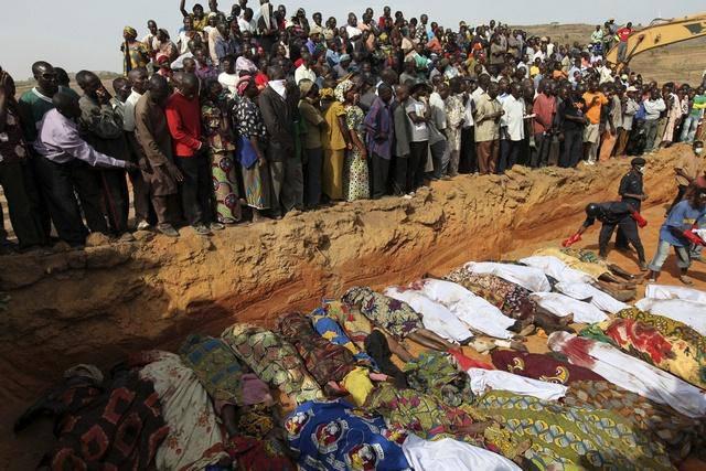 Genocidio Cristiani in Nigeria - Leggilo
