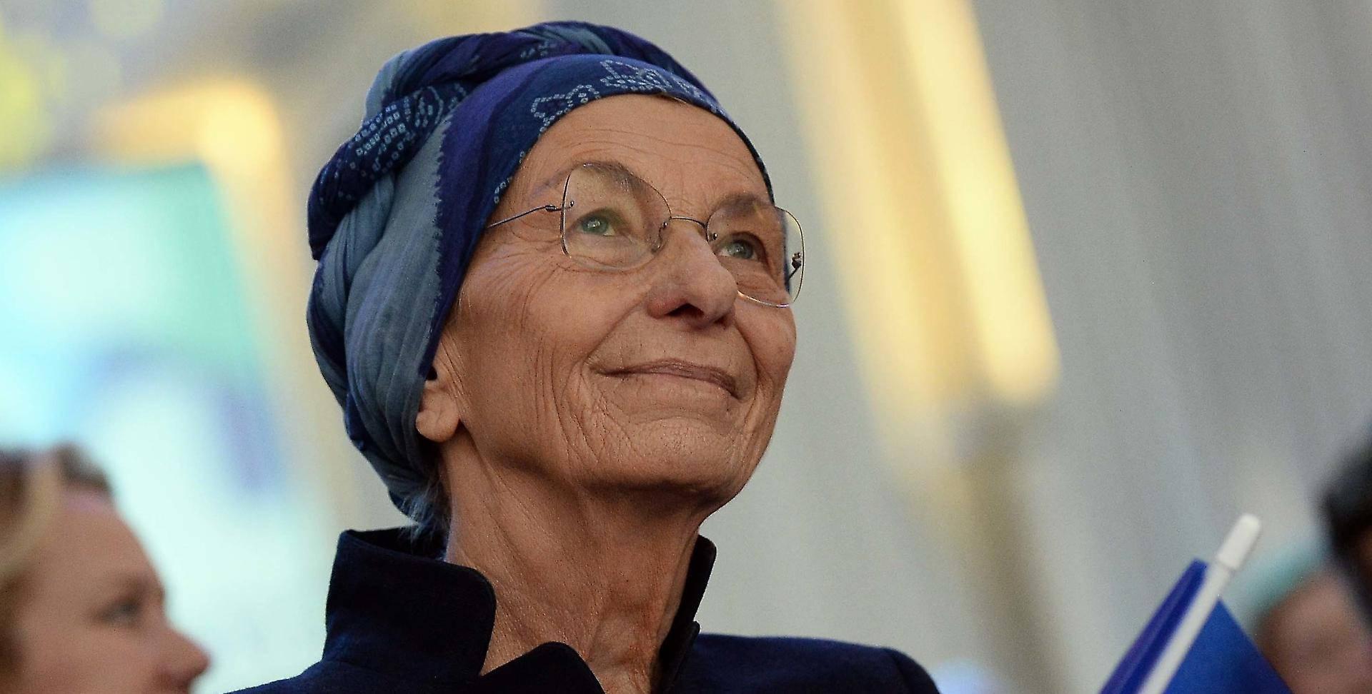 Emma Bonino candidata Europee - Leggilo