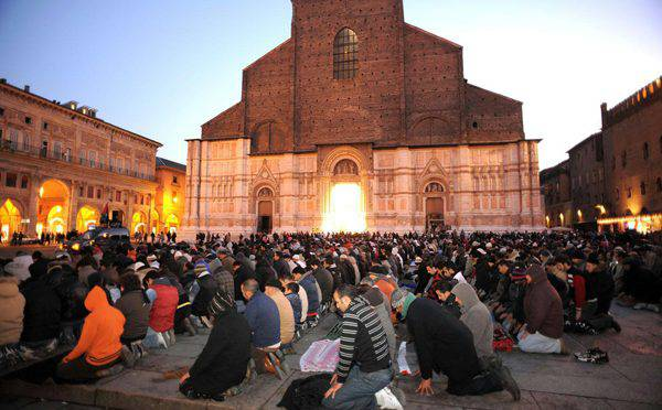 Bologna fine Ramadan - Leggilo