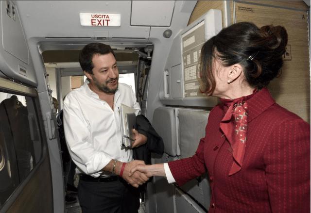 Salvini voli di Stato inchesta Corte dei Conti - Leggilo