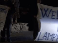 Sea Watch 3 benvenuti migranti - Leggilo