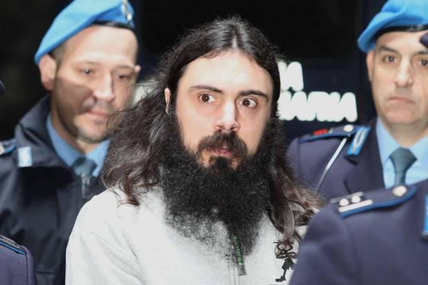 Luca Delfino confessa due omicidi - Leggilo
