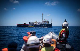 Sea Watch porto sicuro ai migranti - Leggilo