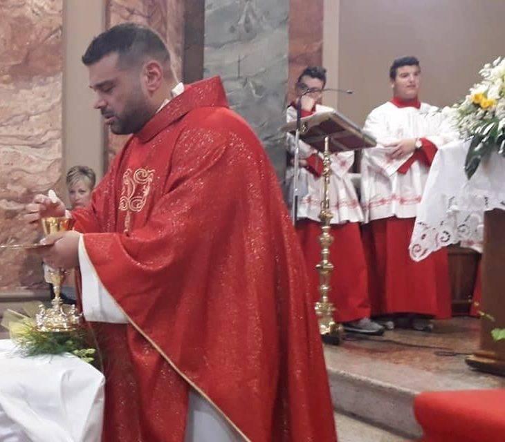 Don Claudio Albanito Cosenza prete avvelenato con la candeggina - Leggilo
