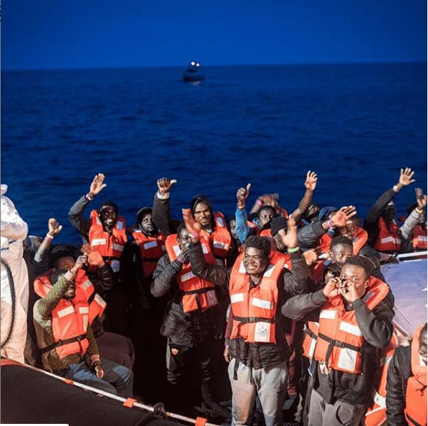 Respinto migranti bordo Sea Watch - Leggilo