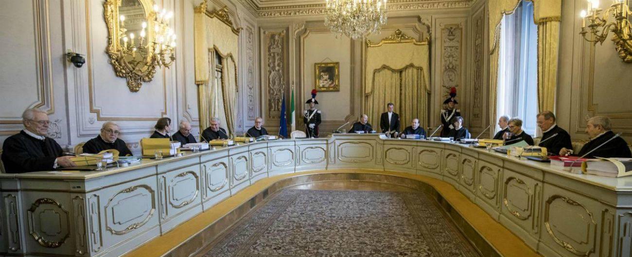 Decreto sicurezza Matteo Salvini Corte Costituzionale Consulta sentenza ricorsi inammissibili regioni - Leggilo