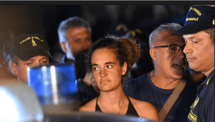 Comandante Sea Watch espulsa, dice Savini - Leggilo