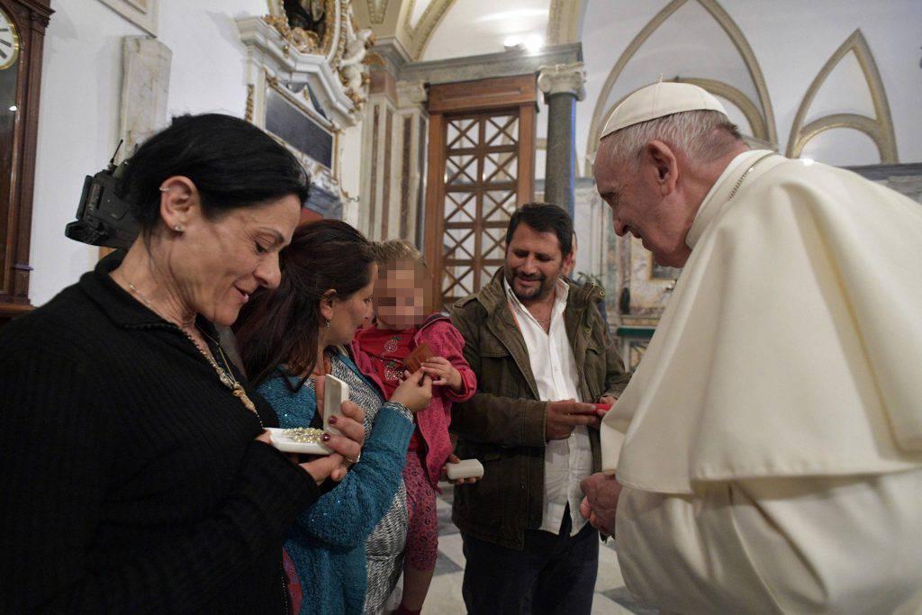 Imer Omerovic famiglia rom povera Casal Bruciato Roma 27 auto - Leggilo