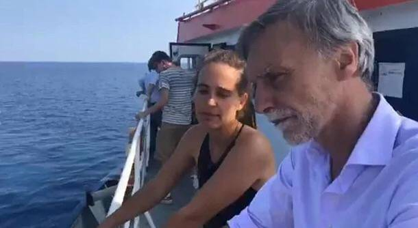 Sea Watch Delrio Pd sinistra Carola Rackete immigrati - Leggilo