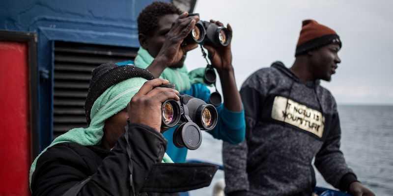 Sea Watch, la Germania dice no - Leggilo