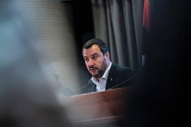 Tribunale del Ministri archivia Salvini - Leggilo