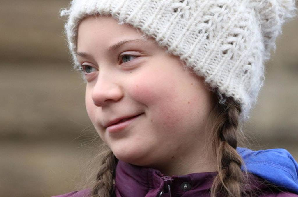 Greta Thunberg pagella ottima - Leggilo