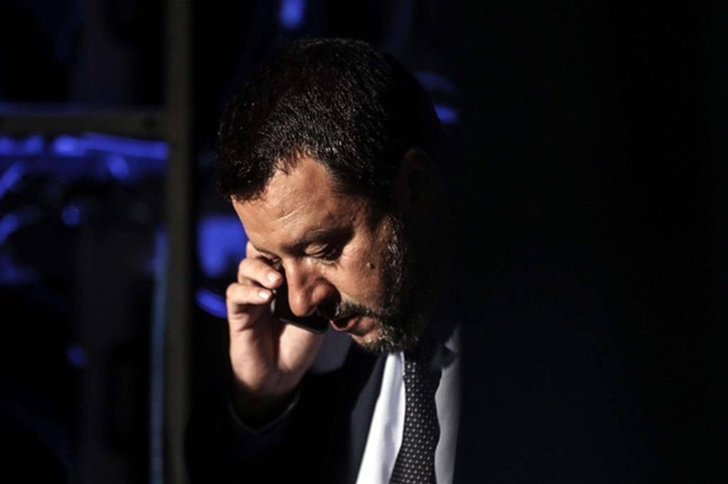 Salvini scrive a Conte - Leggilo