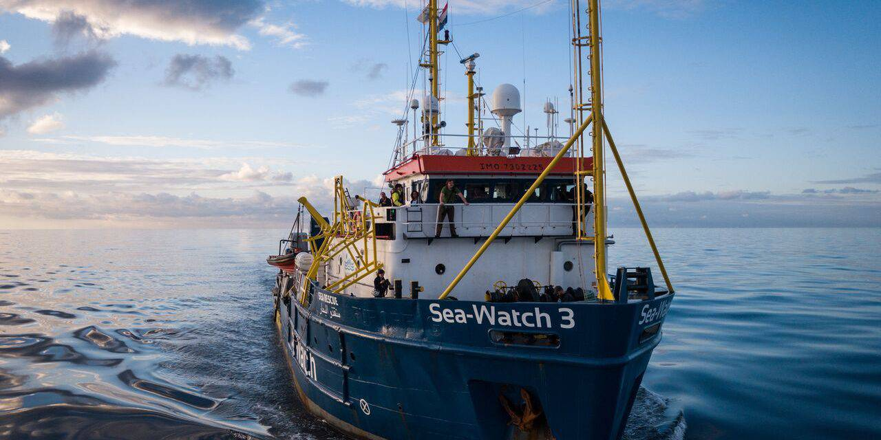 Sea Watch aerei delle Ong - LEGGILO