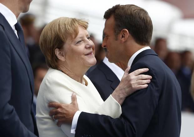 Migranti asse Francia Berlino - Leggilo