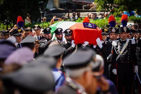 Funerali Cerciello Rega - Leggilo