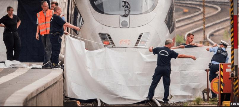 Bambino sotto un treno, in Germania - Leggilo