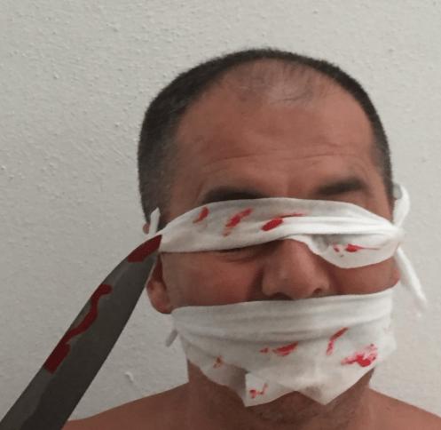 Carabiniere ucciso protesta Maccari - Leggilo