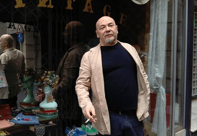 Enrico Galmozzi ex terrorista rosso Prima Linea minaccia proiettile Matteo Salvini - Leggilo