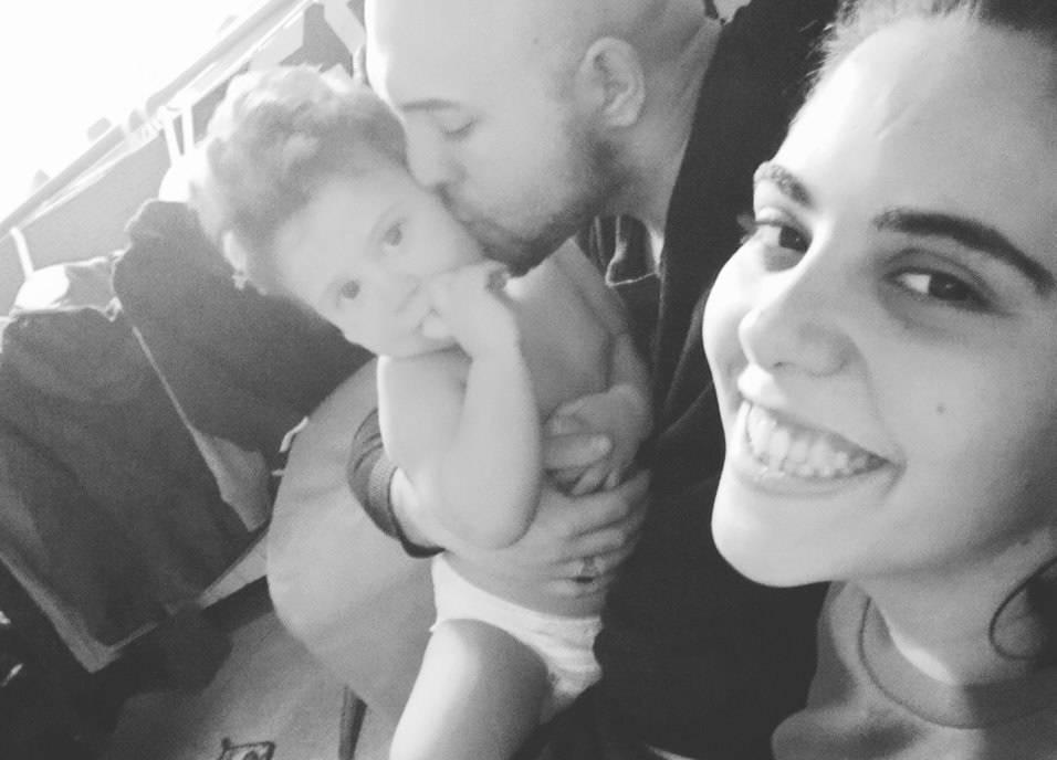 Gaia Russo, botte al bambino e foto - Leggilo